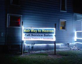 Hair Way To Heaven