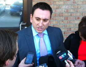 Toronto Criminal Lawyer Nicholas Charitsis