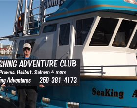 SeaKing Adventures/WhaleWatching/FishingTours